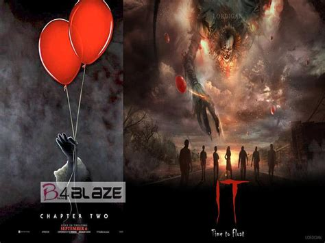 chapter  trailer  clown pennywise  send shivers   soul bblaze