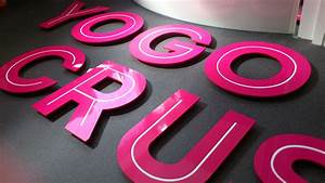 acrylic 3d lettering acrylic letters any font or colour With acrylic 3d letters