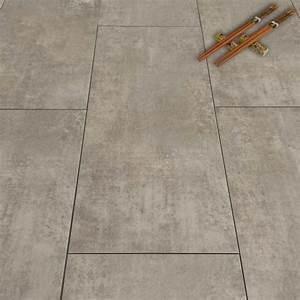 aquastep plus beton cire waterproof tile 4v laminate With cire a parquet