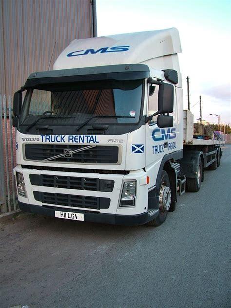 volvo lorries truck photos rental volvo lorry