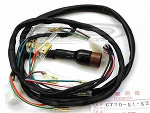 Wiring Harness  Ct70 K1
