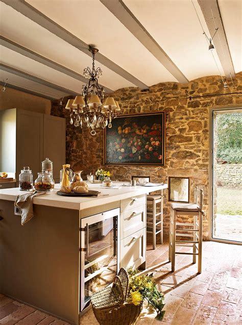 20 Spectacular Interior Stone Wall Design Ideas