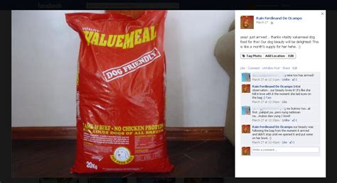 beauty loves  meal dog friendly dog food