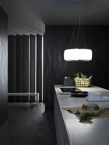 Hotte Aspirante Lustre : hotte falmec lustre design verre soffio ~ Premium-room.com Idées de Décoration