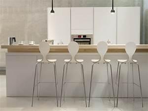 chaise plan de travail design pour bar et ilot de cuisine With plan de travail pour bar de cuisine