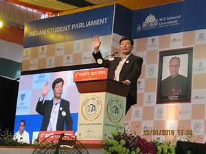 Sikyong Speaks on Impact of Globalisation to 10,000 Strong ...