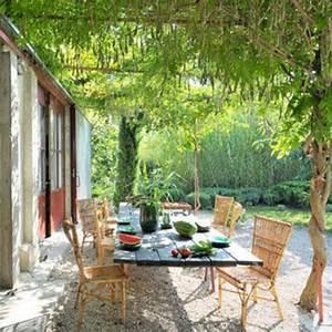 Comment Disposer Des Pots Sur Une Terrasse : am nagement terrasse 15 belles terrasses pour profiter ~ Melissatoandfro.com Idées de Décoration