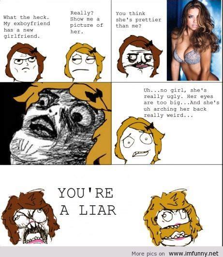 Hot Girlfriend Meme - ex boyfriend new girlfriend memes image memes at relatably com