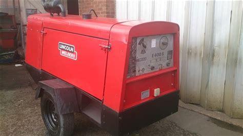 lincoln diesel welder generator model     sale