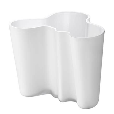 Aalto Vases - iittala aalto vase 160 mm white design shop