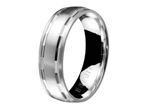 2019 popular wedding rings men platinum