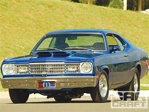 Joey Angelone U0026 39 S 1974 Plymouth Duster