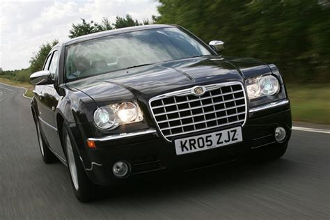 Chrysler 300C Saloon Review (2005 - 2010)