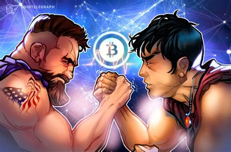 China using Bitcoin as 'financial weapon' against United ...