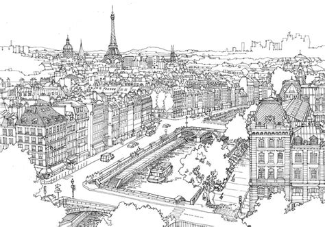Paris City Line Drawing Cityscape Illustration Line Plot Graph Rules Title Examples Function Vertical Test Drawing Straight Worksheet Android Questions For Bank Exam Make Easy Squiggly Equation