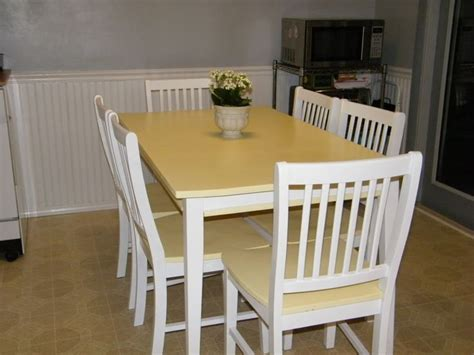 painted table and chairs search decorating