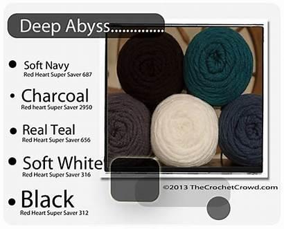 Yarn Colors Heart Combinations Crochet Saver Super