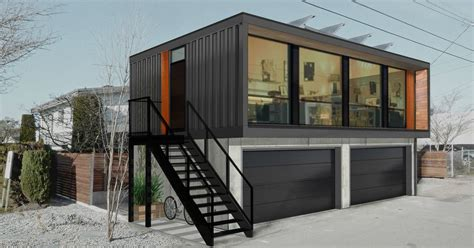 honomobo shipping container homes  stackable