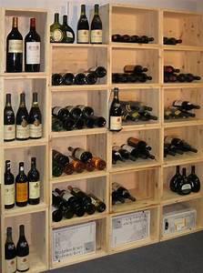 Etagere A Bouteille : casiers bouteilles casier vin rangement du vin ~ Farleysfitness.com Idées de Décoration