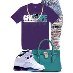 Polyvore Outfits with Jordan's