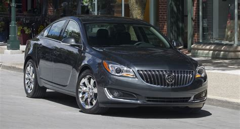 Next-generation Buick Regal May Be Made In Germany Instead