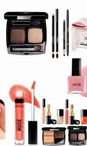 makeup collage, created by kennedimorgan on Polyvore ...