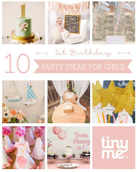 10 1st birthday party ideas for part 2 tinyme 1st birthday party ideas for pictures to pin on