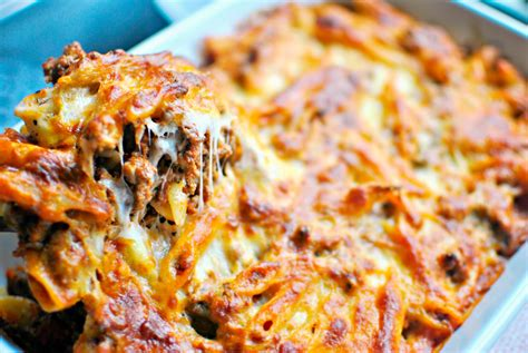 baked mostaccioli with sauce simply scratch baked mostaccioli simply scratch