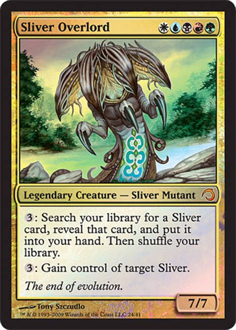 Magic The Gathering Sliver Deck by Magic Sliver Deck Newsonair Org