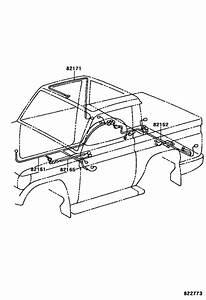 1992 Toyota Land Cruiser Wiring Diagram : wiring clamp for 1990 1999 toyota land cruiser hzj75 ~ A.2002-acura-tl-radio.info Haus und Dekorationen