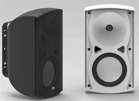 Outdoor Speaker Cabinet by Osd Audio Ap670 Outdoor Patio Speakers