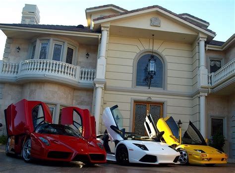 The House That Parks A Lamborghini In The Living by Http Mansions Luxury Homes Mansions