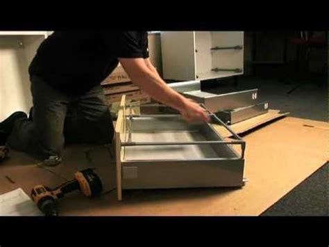 range pan drawer unit assembly part  youtube