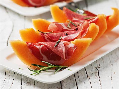 prosciutto  melon  soscuisine recipe