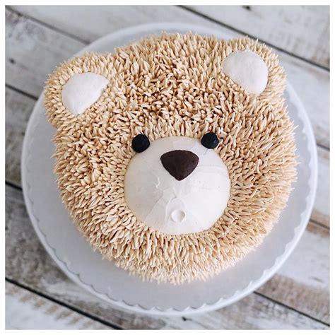 25+ Best Ideas About Bear Cakes On Pinterest  Teddy Bear