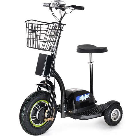mototec  watt electric mobility scooter scootercrew