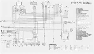 1983 Yamaha Xt250 Wiring Diagram  U2013 Fasett Info
