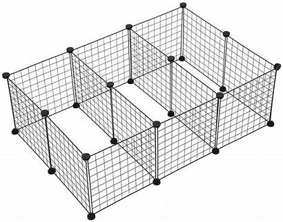 Iron Playpen Molleos Fence Pet Cage Pig