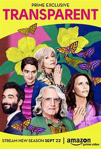 Transparent Season 4 Poster   Posters   Transparent tv ...  Transparent
