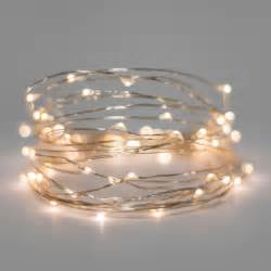 battery operated lights 30 warm white battery operated led fairy lights silver wire