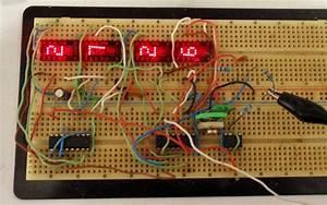 Simple Digital Frequency Meter