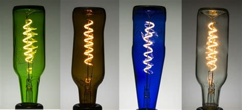 Led Beer Bottle Lamps –beer Bottle Recycling + Led Is New