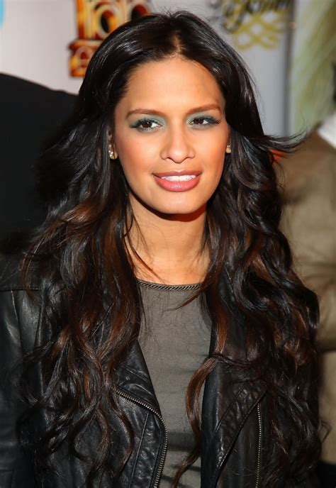 rocsi long wavy cut rocsi long hairstyles