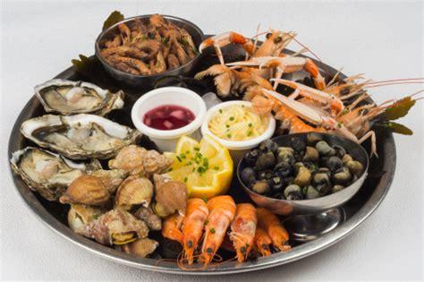 cuisiner les fruits de mer nos fruits de mer hôtel restaurant de la mer à langrune sur mer