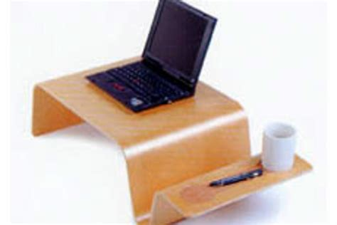 Laptop Bed Tray by Home Uncrate