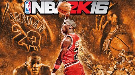 NBA 2K16 - Official Michael Jordan Trailer and Gameplay ...