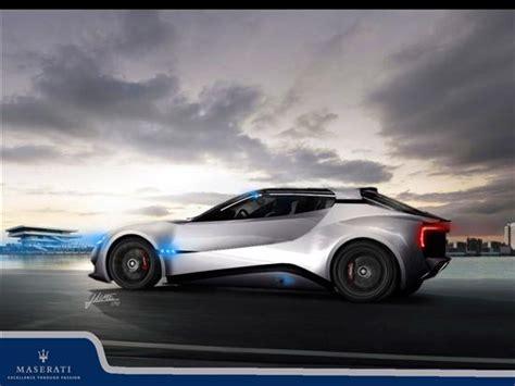 maserati gt garbin concept car   cars show