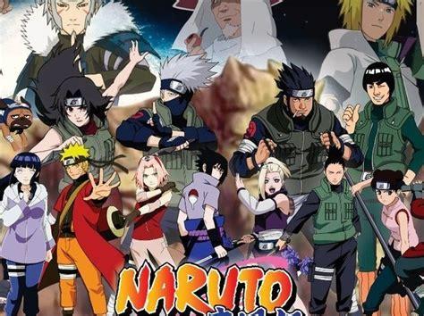 Los Personajes Más Fuertes De Naruto