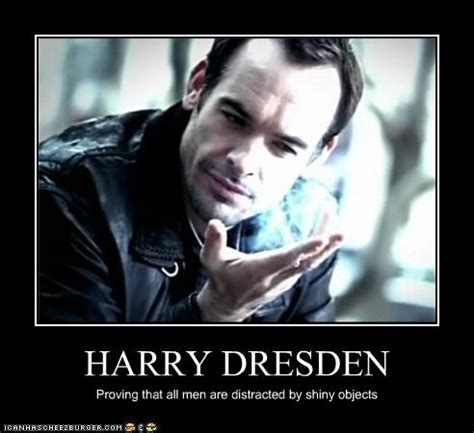 harry dresden cheezburger funny memes funny pictures