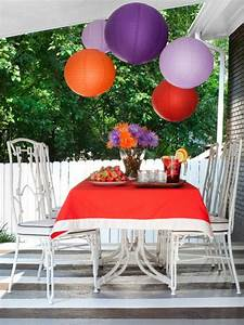 outdoor decorating ideas food network summer
